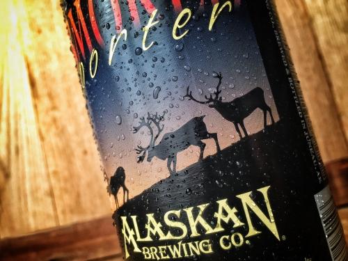 Alaskan Brewing Company Smoked Porter